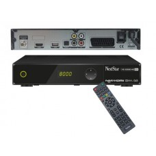 Next YE-5000 HD CX Kartenleser Full HD Sat Receiver